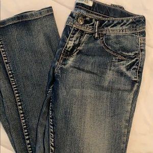 MUDD girls 12R skinny boot jeans! NWT